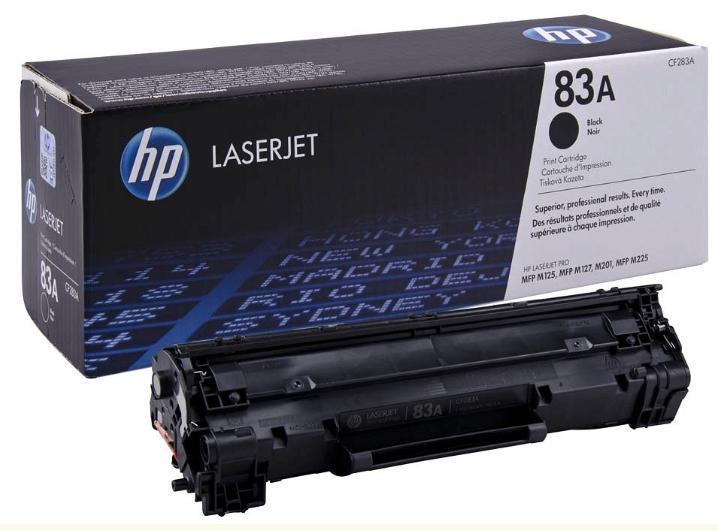 HP83A - HP CF283A Image