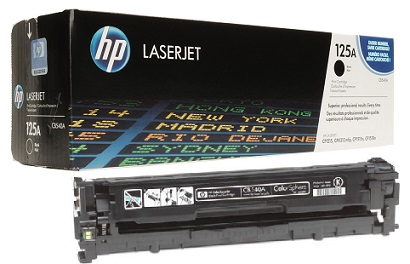 HP125A - HP CB540A black Image