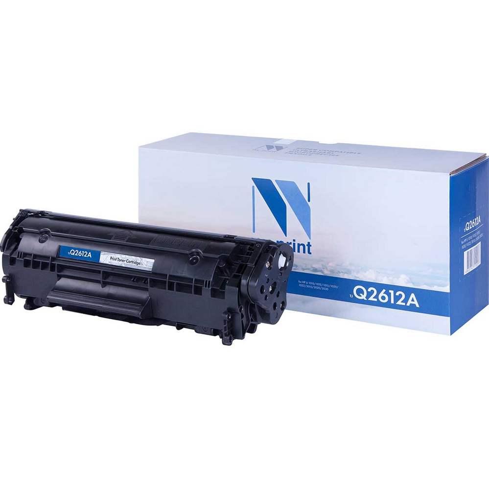 Картридж Q2612A (NV-Print) Image